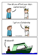 A voyage of knowledge