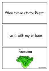 Veg vote